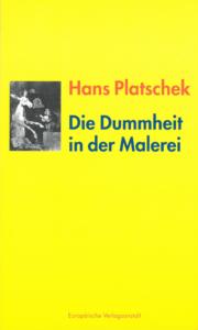 """Buchcover """"Dummheit in der Malerei"""""""