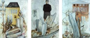 Roma (Triptychon), 1988